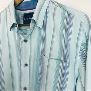 Tommy Hilfiger Mens Button Down Shirt Size Medium